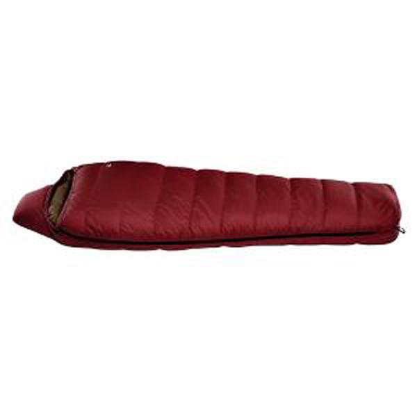 NANGA(ナンガ) ダウンバッグ900STD/PLM/レギュラー N1D9PM10レッド ウインタータイプ(冬用) シュラフ 寝袋 アウトドア用寝具 マミー型 マミーウインター アウトドアギア