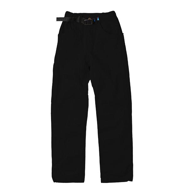 KAVU(カブー) チリワックパンツ/Black/M 11863008アウトドアウェア ロングパンツ男性用 メンズウェア ロングパンツ ブラック おうちキャンプ