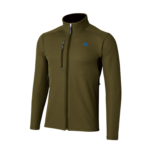 finetrack(ファイントラック) MENSドラウトセンサージャケット/OD/L FMM0131男性用 アウター メンズウェア ウェア ジャケット ジャケット男性用 アウトドアウェア