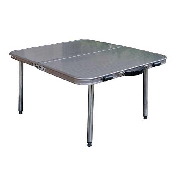 ONWAY(オンウェー) ステンローテーブル OW-6034アウトドアギア ローテーブル レジャーシート おうちキャンプ