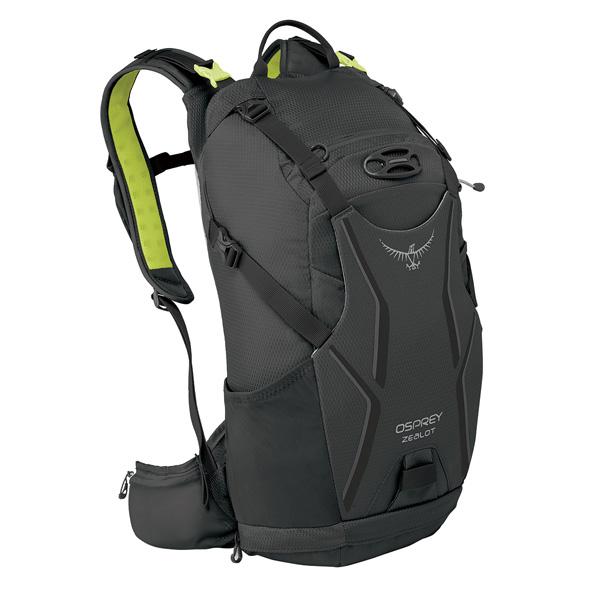 OSPREY(オスプレー) ジーロット 15/カーバイドグレー/S/M OS56060アウトドアギア 自転車用バッグ バッグ バックパック リュック グレー 男性用