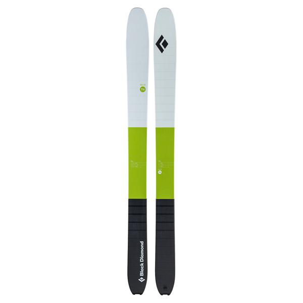 Black Diamond(ブラックダイヤモンド) ヘリオ 116/166cm BD40551マルチカラー 板 スキー ウインタースポーツ スキー用品 スキー板 アウトドアギア
