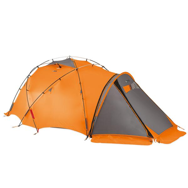 NEMO(ニーモ・イクイップメント) チョゴリ 3P NM-CGR-3Pアウトドアギア 登山3 登山用テント タープ オールシーズンタイプ 三人用(3人用) オレンジ おうちキャンプ ベランピング