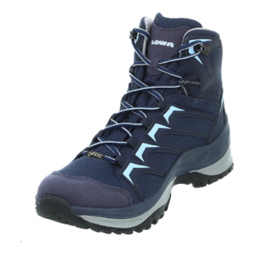 LOWA(ローバー) イノックスGT MID Ws N5H L320607-6917-5H女性用 ネイビー ブーツ 靴 トレッキング トレッキングシューズ ハイキング用 アウトドアギア