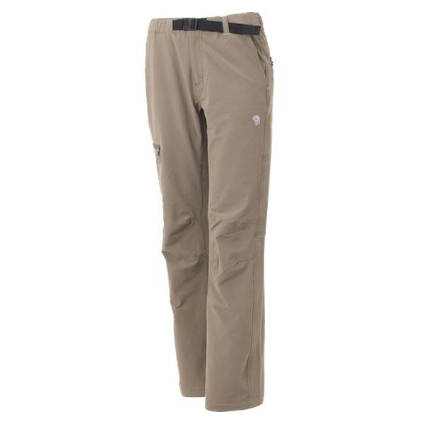 Mountain Hardwear(マウンテンハードウェア) WUNIONPOINTP/925/L-R OR7612アウトドアウェア ロングパンツ女性用 レディースウェア ロングパンツ ベージュ