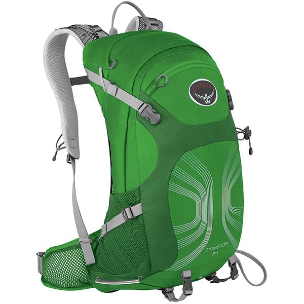 OSPREY(オスプレー) ストラトス 24/パイングリーン/M/L OS50322グリーン リュック バックパック バッグ デイパック デイパック アウトドアギア