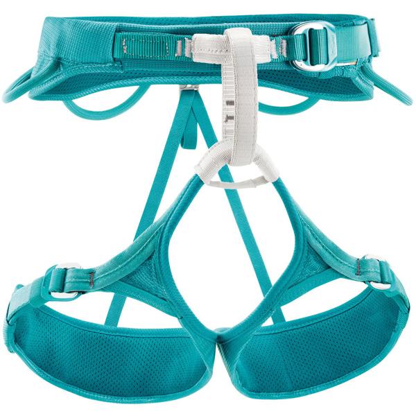 PETZL(ペツル) ルナ/Teal blue/S C35ATS女性用 ブルー ハーネス トレッキング 登山 アウトドアギア