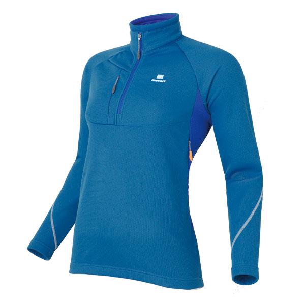 finetrack(ファイントラック) WOMENSドラウトクロージップネック FMW0512女性用/CT/S FMW0512女性用 ブルー 大人用 ブルー ジャケット アウトドアウエア レディースファッション プルオーバー 女性用プルオーバー アウトドアウェア, HARU雑貨:6251e1d0 --- officewill.xsrv.jp