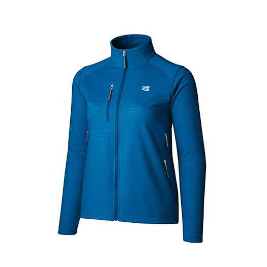 finetrack(ファイントラック) WOMENSドラウトクロージャケット/FN/M FMW0521アウトドアウェア ジャケット女性用 ジャケット レディースウェア アウター ブルー