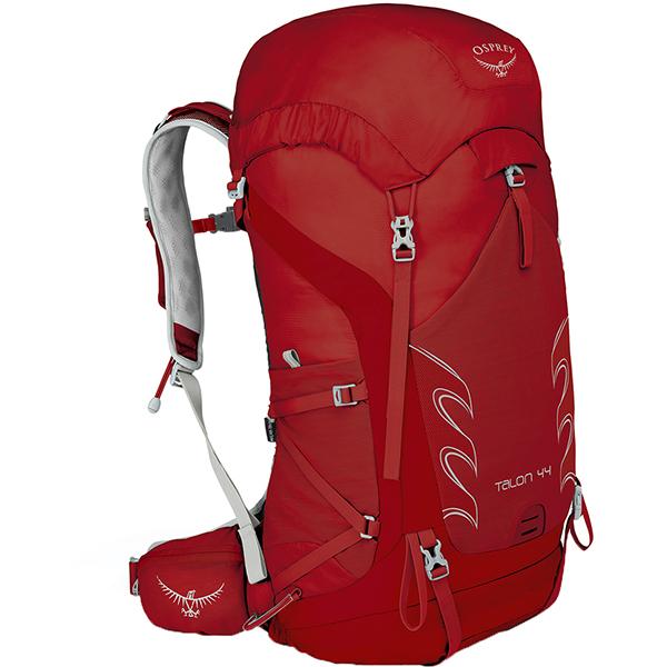OSPREY(オスプレー) タロン 44/マーシャンレッド/M/L OS50251レッド リュック バックパック バッグ トレッキングパック トレッキング50 アウトドアギア