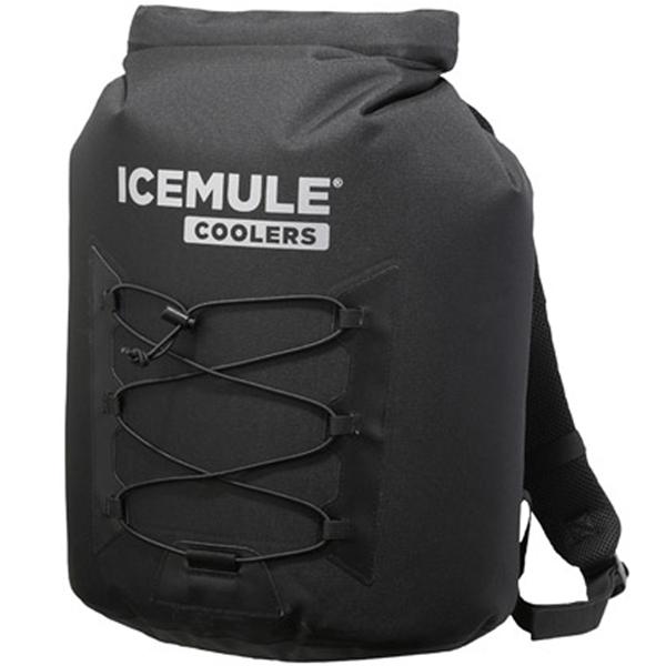 ICEMULE(アイスミュール) プロクーラー/ブラック/L/23L 59411アウトドアギア 20リットル ソフトクーラー アウトドア クーラーボックス ブラック