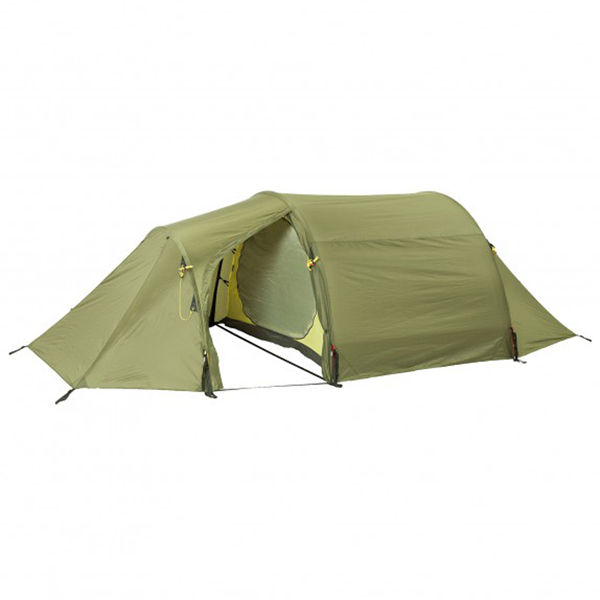 Helsport(ヘルスポート) Loftoen Trek Camp green 141-975アウトドアギア キャンプ3 キャンプ用テント タープ 三人用(3人用) グリーン