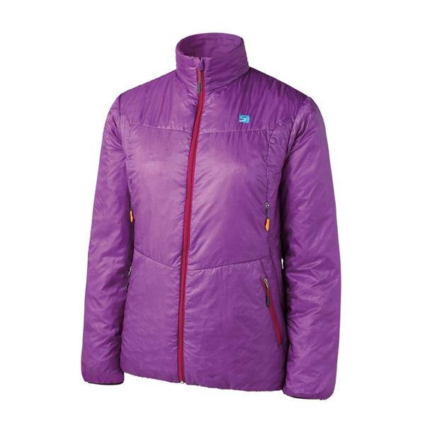 finetrack(ファイントラック) WOMENSポリゴン4ジャケット/PP/M FIW0201アウター メンズウェア ウェア ジャケット 中綿入り ジャケット 中綿入り女性用 アウトドアウェア
