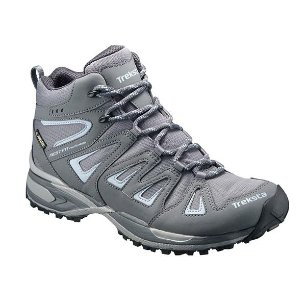 TrekSta(トレクスタ) ネバドレースGTX/グレー/23.5 EBK159グレー ブーツ 靴 トレッキング トレッキングシューズ トレッキング用 アウトドアギア