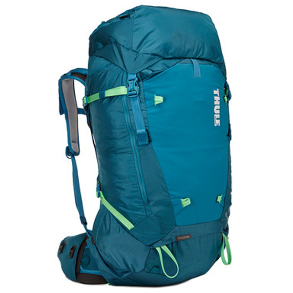 THULE(スーリー) Thule Versant 60L Womens Backpacking Pack Fjord/ブルー 211202女性用 ブルー リュック バックパック バッグ トレッキングパック トレッキング60 アウトドアギア