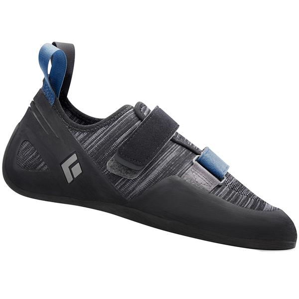 Black Diamond(ブラックダイヤモンド) モーメンタム メンズ/アッシュ/6.5 BD25100001065アウトドアギア クライミングシューズ アウトドアスポーツシューズ トレッキング 靴 ブーツ ブラック 男性用 おうちキャンプ