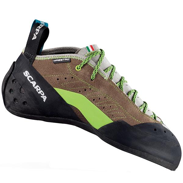 納期:2019年05月上旬SCARPA(スカルパ) マエストロ ミッド/ストーン/ライトグレー/#38 SC20206グレー ブーツ 靴 トレッキング トレッキングシューズ クライミング用 アウトドアギア