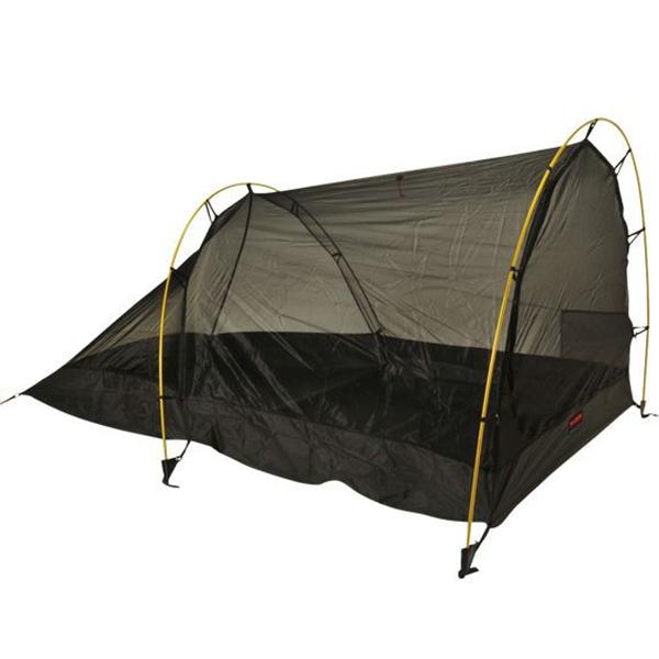 HILLEBERG(ヒルバーグ) ヒルバーグ Nallo3 メッシュインナーテント 12770003ブラック タープ タープ テント メッシュテント メッシュテント アウトドアギア