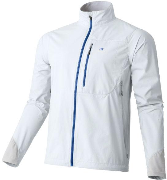 finetrack(ファイントラック) MENSヴェロキラップジャケット/PG/L FAM0501アウター メンズウェア ウェア ジャケット ジャケット男性用 アウトドアウェア