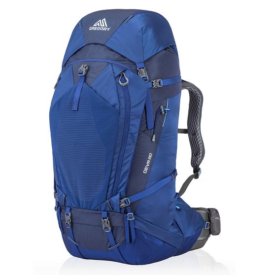 GREGORY(グレゴリー) ディバ80/ノクターンブルー/M 91627女性用 ブルー リュック バックパック バッグ トレッキングパック トレッキング大型 アウトドアギア