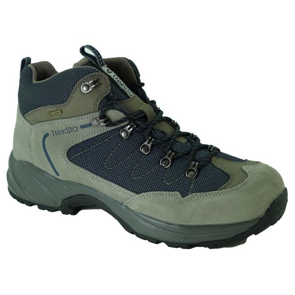 TrekSta(トレクスタ) バックカントリー/ネイビー(710)/27.5 EBK137ネイビー ブーツ 靴 トレッキング トレッキングシューズ ハイキング用 アウトドアギア