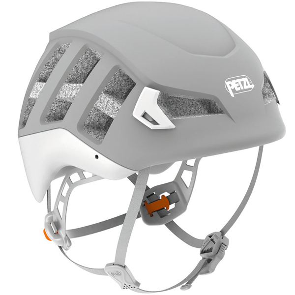 PETZL(ペツル) メテオ グレー S/M A071AA00アウトドアギア 登山 トレッキング ヘルメット グレー おうちキャンプ ベランピング