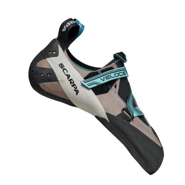 SCARPA(スカルパ) ヴェローチェ ウィメンズ/36.5 SC20232アウトドアギア クライミング用女性用 トレッキングシューズ トレッキング 靴 ブーツ グレー おうちキャンプ
