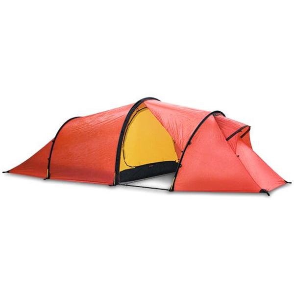 HILLEBERG(ヒルバーグ) ヒルバーグ Nallo テント テント タープ Nallo GT Red 12770003レッド テント タープ 登山用テント 登山3 アウトドアギア, 藤島町:7a0d5ca4 --- officewill.xsrv.jp