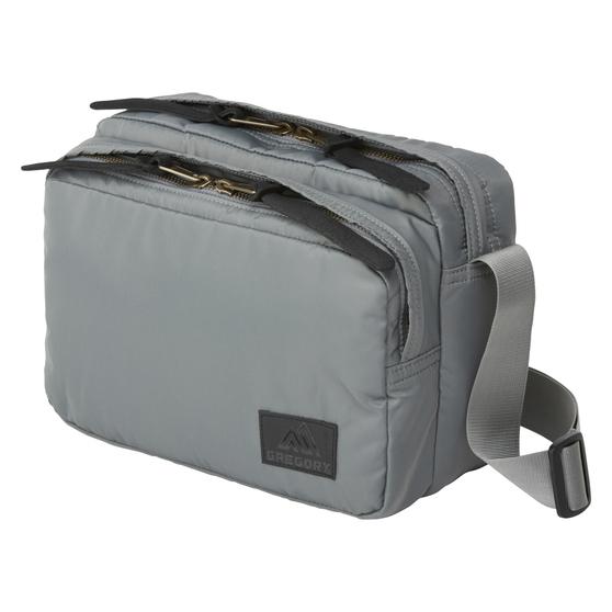 GREGORY(グレゴリー) アセンドミニショルダー/シルバーグレー 73215ショルダーバッグ バッグ アウトドア アウトドアギア