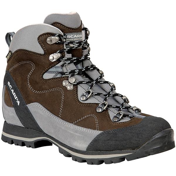 SCARPA(スカルパ) キネシス MF GTX/ダークブラウン/#43 SC22061ブラウン ブーツ 靴 トレッキング トレッキングシューズ トレッキング用 アウトドアギア