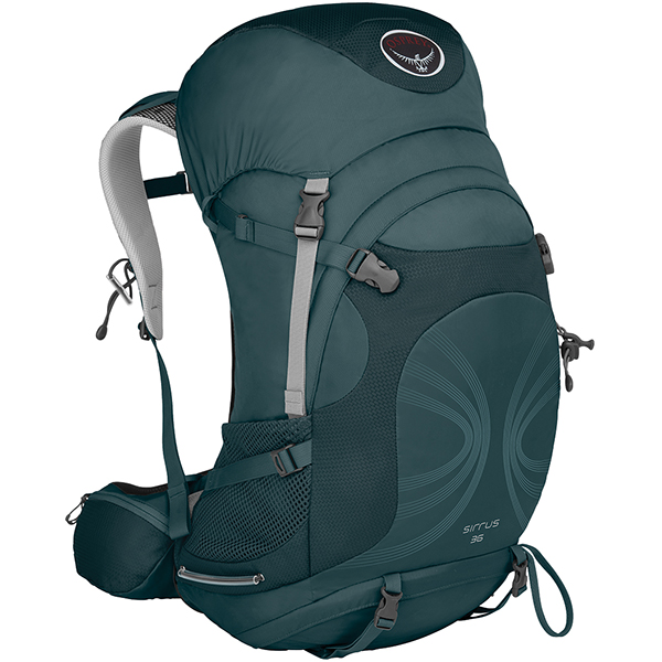 OSPREY(オスプレー) シラス 36/ステルスグレー/XS/S OS50323アウトドアギア トレッキング30 トレッキングパック バッグ バックパック リュック グレー 女性用 おうちキャンプ