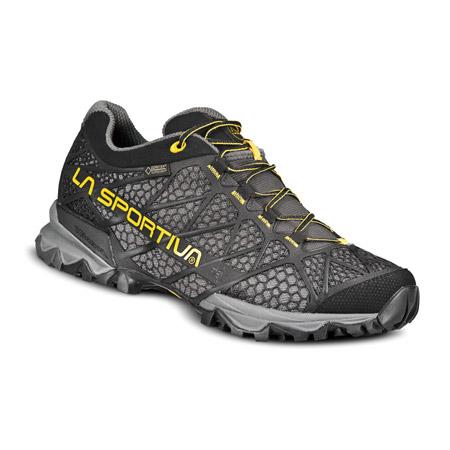LA SPORTIVA(ラ・スポルティバ) プライマー GORE-TEXサラウンド/ブラック/イエロー/44 14Nブーツ 靴 トレッキング トレッキングシューズ ハイキング用 アウトドアギア
