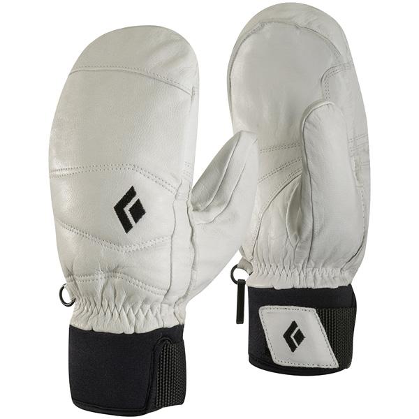 Black Diamond(ブラックダイヤモンド) Wsスパークミット/ホワイト/S BD72100女性用 大人用 ホワイト ウインタータイプ(冬用) 手袋 ウエア アウトドア ウェアアクセサリー 冬用グローブ アウトドアウェア