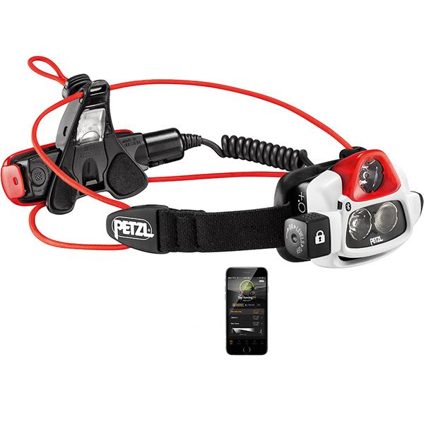 ★エントリーでポイント5倍!PETZL(ペツル) NAO+ E36AHR2Bヘッドライト ランタン LEDタイプ アウトドアギア