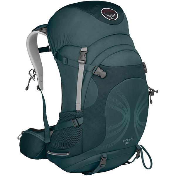OSPREY(オスプレー) シラス 36/ステルスグレー/S/M OS50323アウトドアギア トレッキング30 トレッキングパック バッグ バックパック リュック グレー 女性用