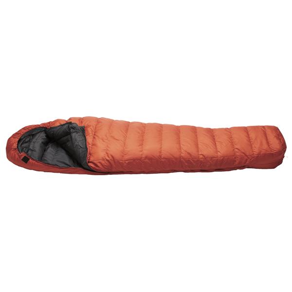 ISUKA(イスカ) ポカラ X/ブリック 146929レッド スリーシーズンタイプ(三期用) シュラフ 寝袋 アウトドア用寝具 マミー型 マミースリーシーズン アウトドアギア