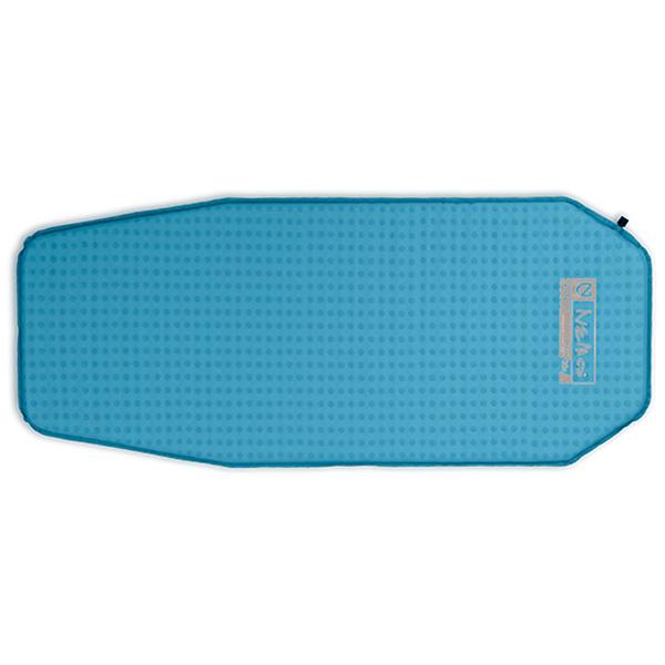 NEMO(ニーモ・イクイップメント) ゾア 20S WB (51x122) NM-ZR-20Sブルー 一人用(1人用) マット アウトドア用寝具 アウトドア エアーマット エアーマット アウトドアギア