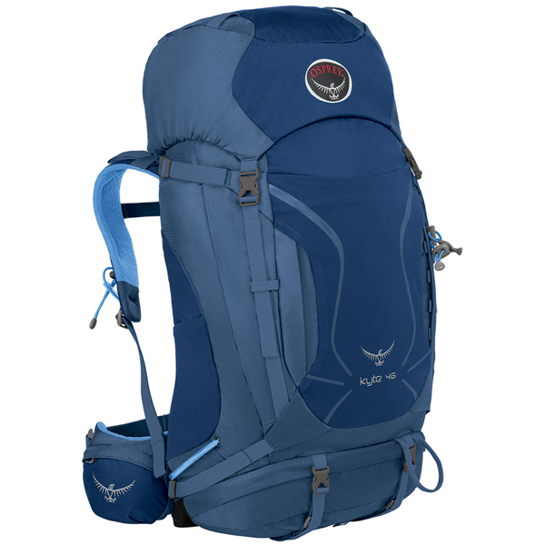 OSPREY(オスプレー) カイト 46/オーシャンブルー/XS/S OS50155女性用 ブルー リュック バックパック バッグ トレッキングパック トレッキング50 アウトドアギア
