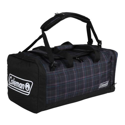Coleman(コールマン) 3ウェイボストン MD (ブラック)チェック 2000027151ショルダーバッグ バッグ アウトドア トラベル・ビジネスバッグ トラベルパック アウトドアギア