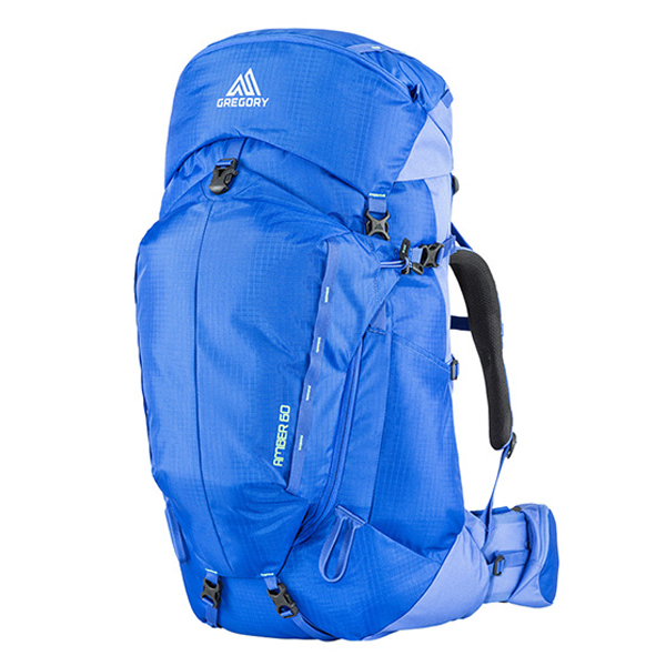 GREGORY(グレゴリー) アンバー60/スカイブルー/S 649901809女性用 ブルー リュック バックパック バッグ トレッキングパック トレッキング60 アウトドアギア