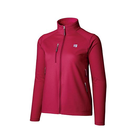 finetrack(ファイントラック) WOMENSドラウトクロージャケット/FU/L FMW0521アウトドアウェア ジャケット女性用 ジャケット レディースウェア アウター ピンク