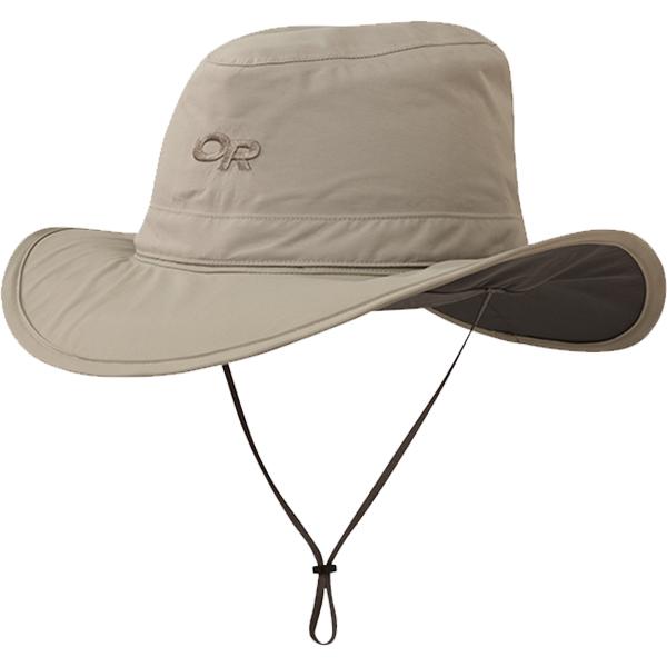 Outdoor Research(アウトドアリサーチ) ゴーストレインハット/800-KHAKI/L 19841141カーキ 帽子 メンズウェア ウェア ウェアアクセサリー キャップ・ハット アウトドアウェア