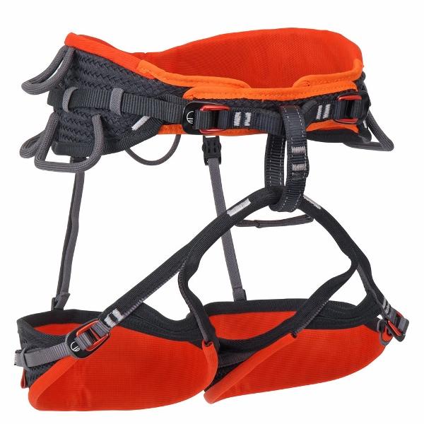WILDCOUNTRY(ワイルドカントリー) WC.シンクロ/PRBK/REG 1825283ハーネス トレッキング 登山 男性用 アウトドアギア