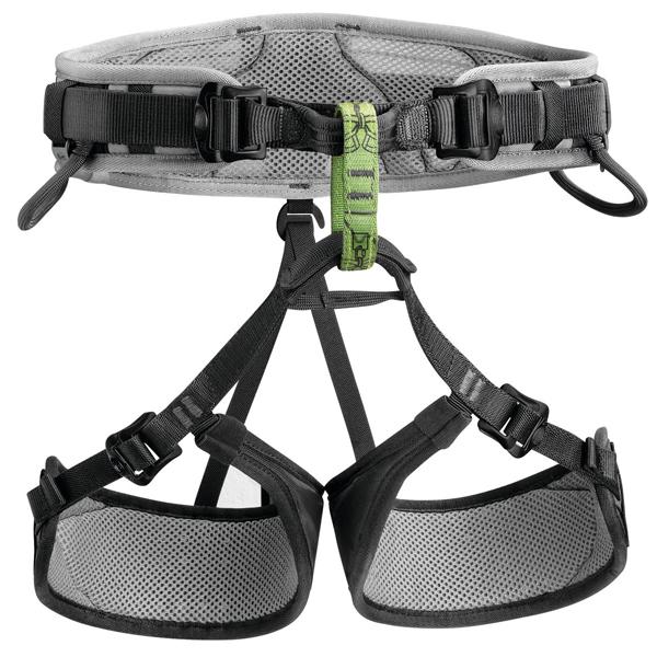 PETZL(ペツル) カリドリス/2 C5728男女兼用 グレー ハーネス トレッキング 登山 指定なし アウトドアギア