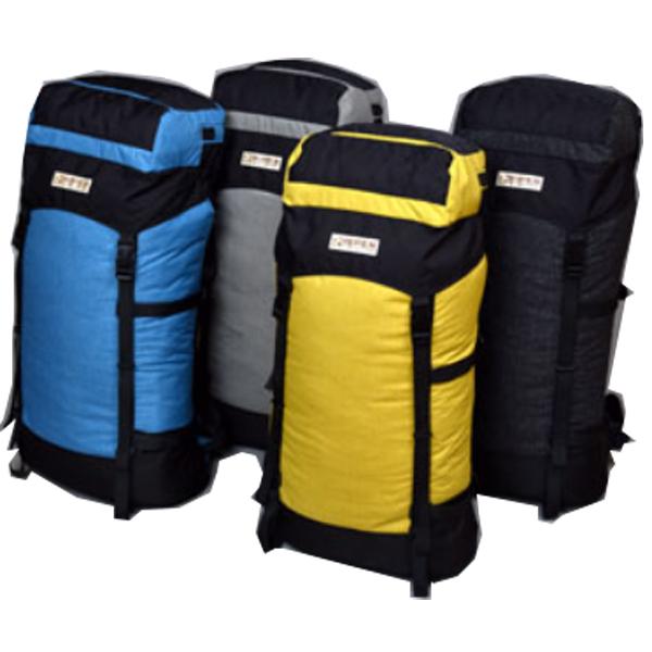 Ripen(ライペン アライテント) グランクロワール・スパイダロン/ブラック/レギュラー 0110915アウトドアギア トレッキング50 トレッキングパック バッグ バックパック リュック