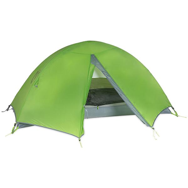NEMO(ニーモ・イクイップメント) アトム 1P (バーチリーフグリーン) NM-ATM-1P-GNグリーン 一人用(1人用) テント タープ 登山用テント 登山1 アウトドアギア