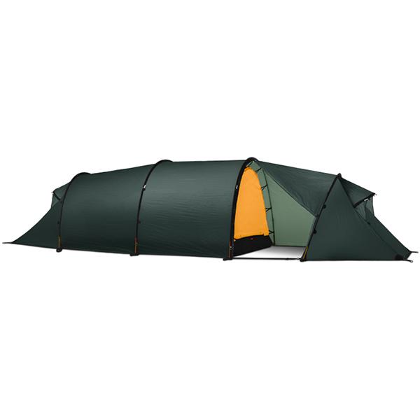 HILLEBERG(ヒルバーグ) ヒルバーグ Kaitum GT Green 12770178グリーン 四人用(4人用) テント タープ キャンプ用テント キャンプ4 アウトドアギア