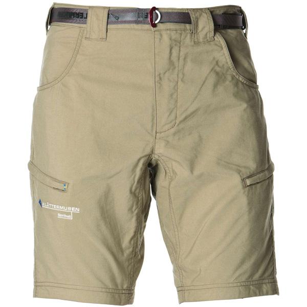 KLATTERMUSEN(クレッタルムーセン) Nerthus Shorts M´s/カーキ(K00)/S 521461ショートパンツ ハーフパンツ メンズウェア ショートパンツ男性用 アウトドアウェア