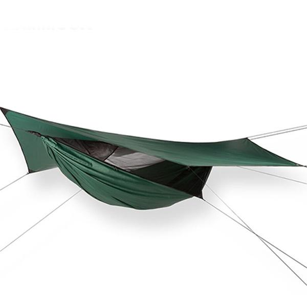 Hennessy Hammock(ヘネシーハンモック) H.H ジャングルエクスペディション ZIP 12880018アウトドアギア ヘキサ・ウイング型タープ テント