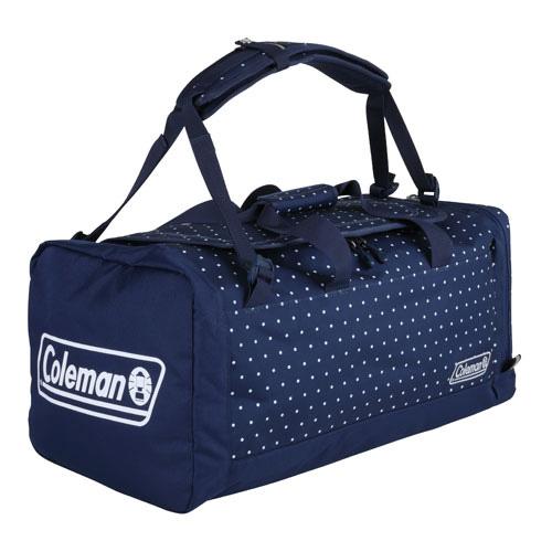 Coleman(コールマン) 3ウェイボストン MD (ネイビードット) 2000027153ショルダーバッグ バッグ アウトドア トラベル・ビジネスバッグ トラベルパック アウトドアギア
